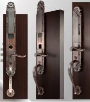 Chọn khoá vân tay chìa cơ cho cửa gỗ chiếm hữu một ngôi nhà đẹp, đẹp tươi