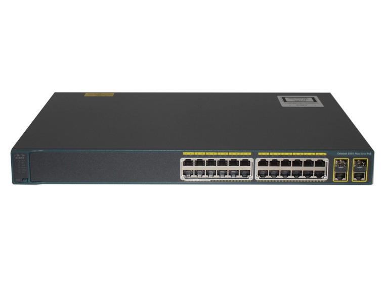 Giới thiệu thiết bị chuyển mạch mới mang tên Switch Cisco 2960