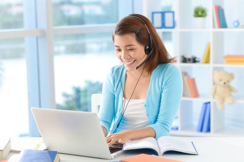 Nhược điểm của việc học tiếng Anh online (2)