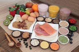 Thiếu hụt protein do giảm cân ăn kiêng sai cách.